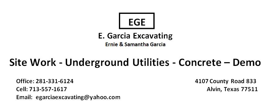 Garcia-Excavating
