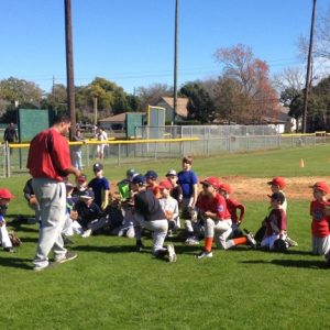 Spring Break Camp 2019 NASA Little League